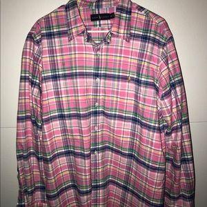 Polo Ralph Lauren button shirt x lg